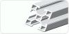 45 X 45B Ağır Sigma Profil